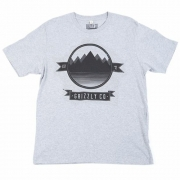 Grizzly Co - Lake View T-shirt (Grey)