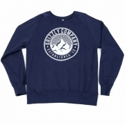 Grizzly Co - Mountain Range Sweatshirt (Navy)