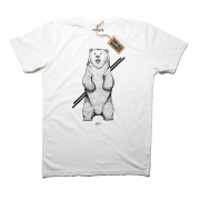 Standing Grizzly T-shirt