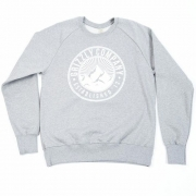 Grizzly Co - Mountain Range Sweatshirt (Grey)