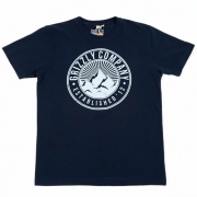 Grizzly Co - Mountain Range T-shirt (Navy)