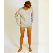 Extra Long Sleeve Sweatshirt