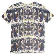 Prints of Paradise - Mirror T-Shirt