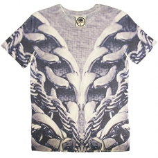 Prints of Paradise - Snake Chain T-Shirt