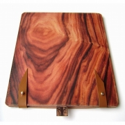 iPad Case - Wood Effect