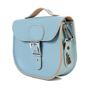 Brit-Stitch Half Pint Bag - Dusk Blue