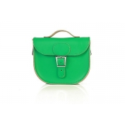 Brit-Stitch Half Pint Bag - Emerald Green