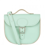 Brit-Stitch Half Pint Bag - Grayed Jade