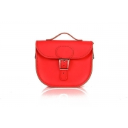 Brit-Stitch Half Pint Bag - Poppy Red