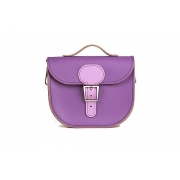 Brit-Stitch Half Pint Bag - Purple Heart
