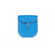 Brit-Stitch Milkman Bag - Skydiver Blue