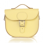 Brit-Stitch Half Pint Bag - Wax Lemon