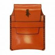 Crow and Dunnage | Mk I Card Holder - Beam Orange