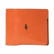 Crow and Dunnage | Mk I Wallet - Beam Orange