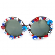 Gasoline Glamour - American Woman Donovan Sunglasses