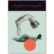 The Agile Woman Print