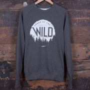 The Level Collective - Sound of the Wild Sweatshirt (Slate)