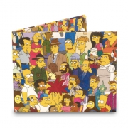Dynomighty - Simpsons Cast Mighty Wallet
