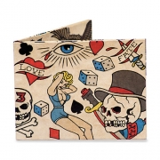 Dynomighty - Tattoo Mighty Wallet
