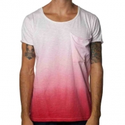 Nemis Clothing - Bottom-Up Tee (Red)
