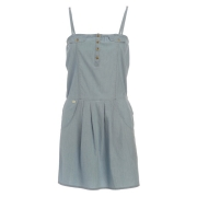 Anchor Dress - Sky Blue
