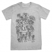 Thebearsthebears - Cowbears Unisex T-Shirt (Grey)