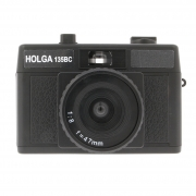 Holga Black Corner 35mm