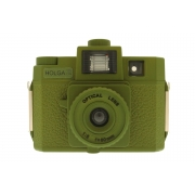Holga CFN Flash Camera Starter Kit - Green