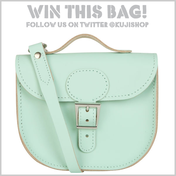 Win a bag from Brit-Stitch with Kuji Shop